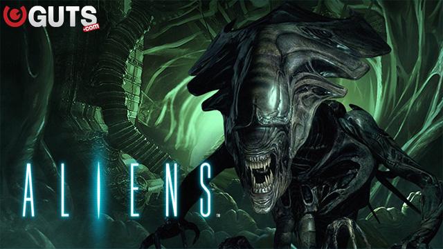 Aliens Guts