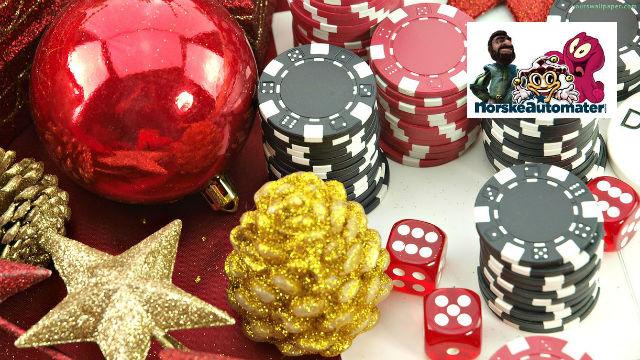 Casino jul front