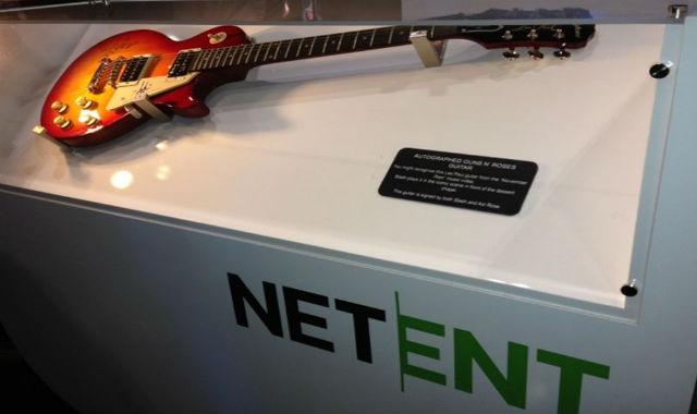 NetEnt Guns n Roses front
